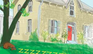 Grayham's house